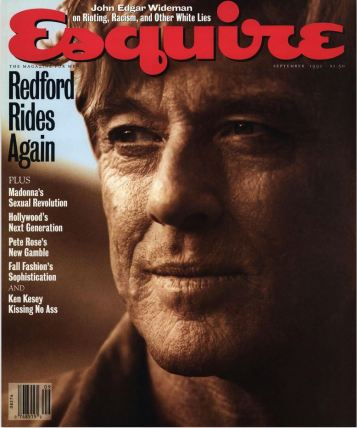 1992 - Esquire (Sept) Reader Letter Cover