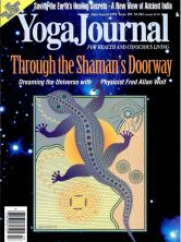 1992 - Yoga Journal #105 (Jul-Aug) - Saving the Earth's Healing Secret's 01