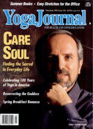 1993 - Yoga Journal (May-Jun) Cover