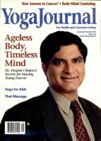 1993 - Yoga Journal (Sep-Oct) Cover
