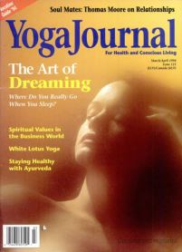 1994 - Yoga Journal (Mar-Apr) Cover