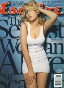 2006 - Esquire (Nov) - Article Cover