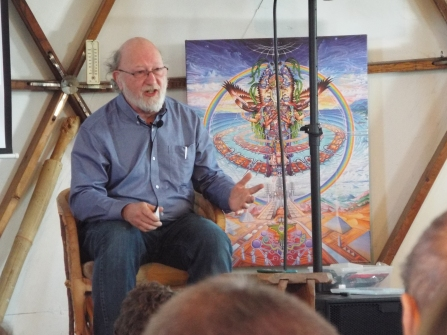 Dennis McKenna (Photo credit: Kevin Whitesides)