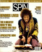 1991 - SPIN (Apr) Cover