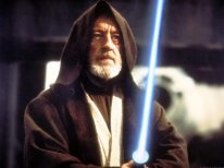 Alex Guinness as Ben Kenobi