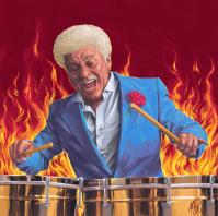 Band leader Tito Puente