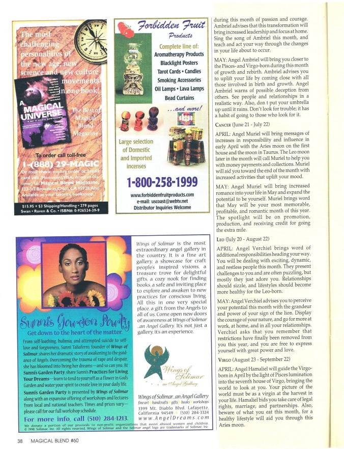 Magical Blend June 1998 003