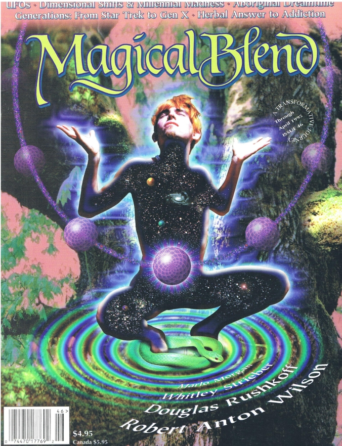 Magical Blend #46 (April 1995) 001